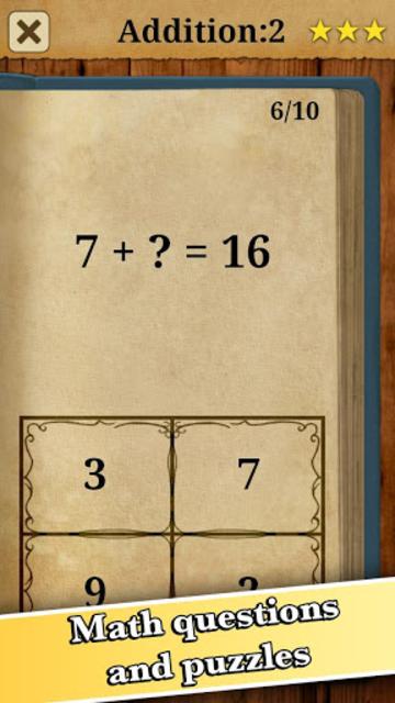 King of Math screenshot 2