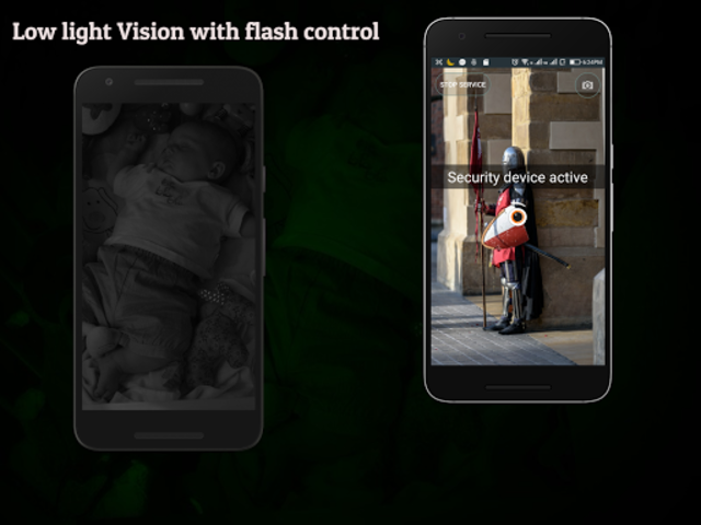 CCTV Home Security Camera Using Mobile -Odineye screenshot 3
