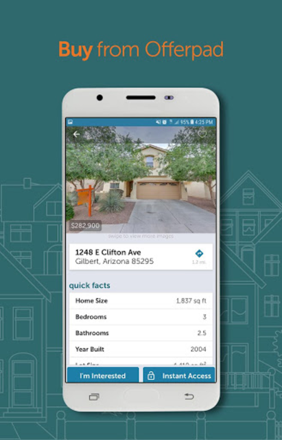 Offerpad: Search Houses for Sale Near You! screenshot 2