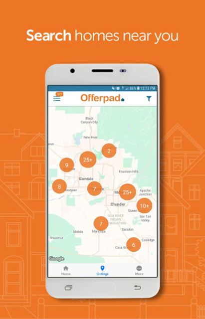 Offerpad: Search Houses for Sale Near You! screenshot 3