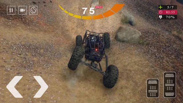 Vegas Offroad Buggy Chase - Dune Buggy Simulator screenshot 4