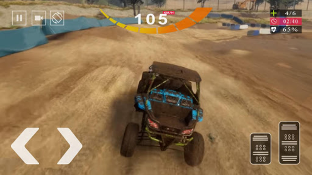 Vegas Offroad Buggy Chase - Dune Buggy Simulator screenshot 13