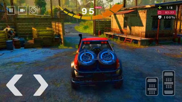 Pickup Truck 2020 - Raptor Truck 2020 screenshot 3