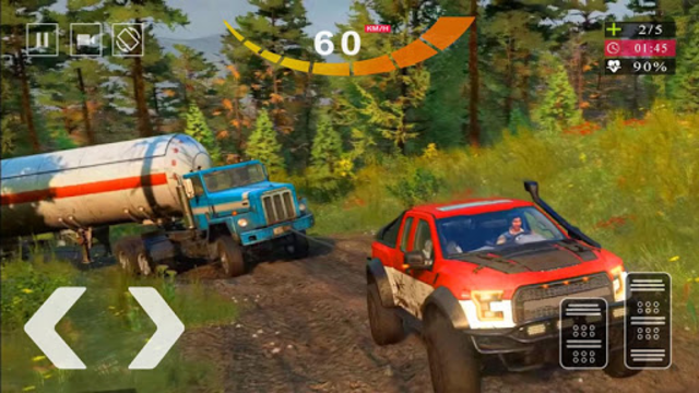 Pickup Truck 2020 - Raptor Truck 2020 screenshot 6