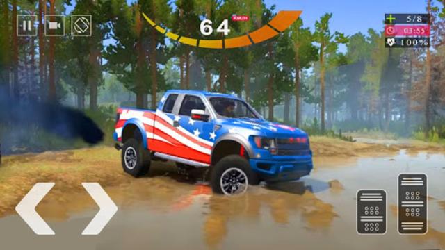 Pickup Truck 2020 - Raptor Truck 2020 screenshot 7