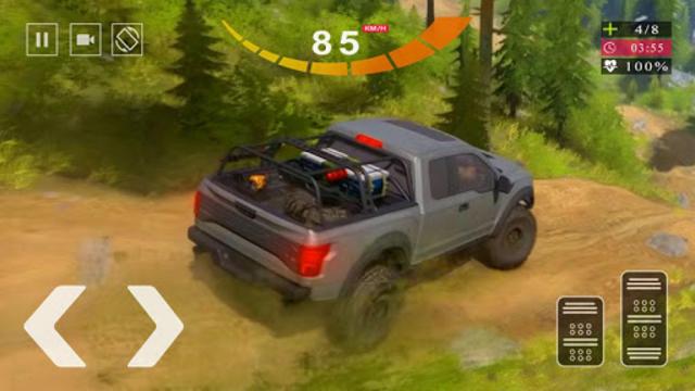 Pickup Truck 2020 - Raptor Truck 2020 screenshot 9