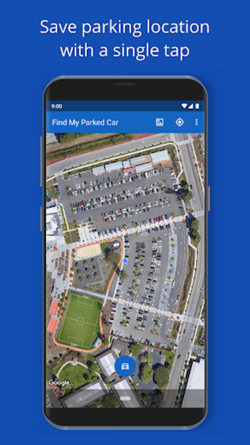 Find My Parked Car - Automatically Locate Car screenshot 1