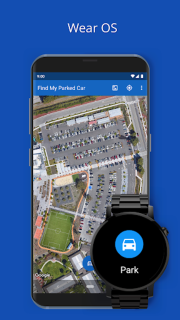 Find My Parked Car - Automatically Locate Car screenshot 7