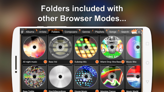 DiscDj 3D Music Player - 3D Dj Music Mixer Studio screenshot 6