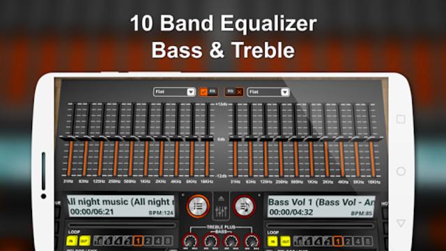 DiscDj 3D Music Player - 3D Dj Music Mixer Studio screenshot 3