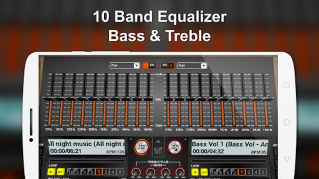 DiscDj 3D Music Player - 3D Dj Music Mixer Studio screenshot 9