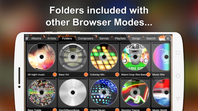 DiscDj 3D Music Player - 3D Dj Music Mixer Studio screenshot 10
