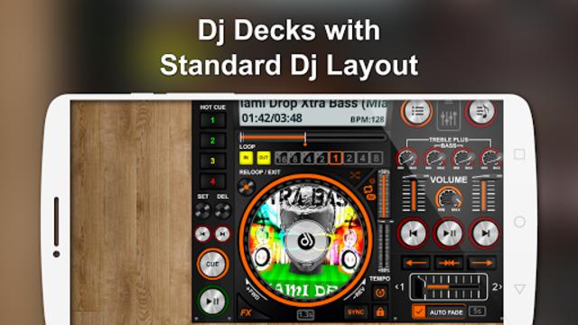 DiscDj 3D Music Player - 3D Dj Music Mixer Studio screenshot 12