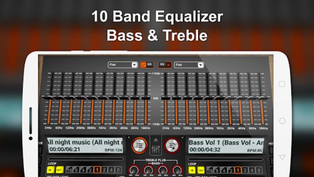 DiscDj 3D Music Player - 3D Dj Music Mixer Studio screenshot 15