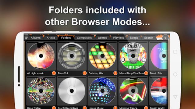DiscDj 3D Music Player - 3D Dj Music Mixer Studio screenshot 16