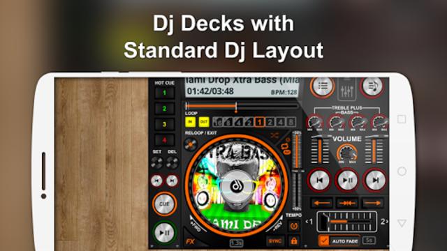DiscDj 3D Music Player - 3D Dj Music Mixer Studio screenshot 4