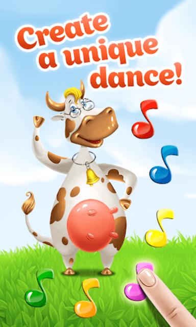 Animal Dance for Toddlers - Fun Educational Game screenshot 2