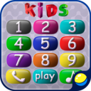 Icon for Baby Phone for Kids - Learning Numbers and Animals