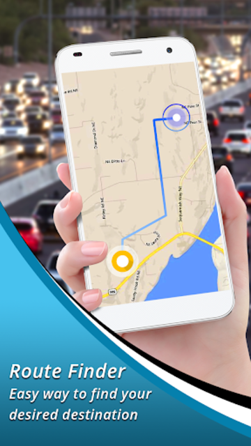 Street View Live HD: GPS Route & Voice Navigation screenshot 13