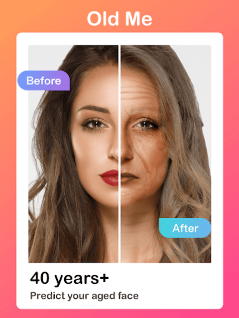 Old Me-Simulate Old Face screenshot 9
