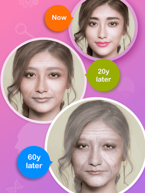 Old Me-Simulate Old Face screenshot 10