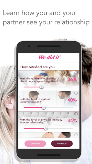 We Did It - Relationship Method screenshot 3