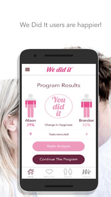We Did It - Relationship Method screenshot 7