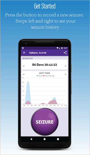 Epilepsy Journal screenshot 1