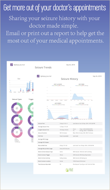 Epilepsy Journal screenshot 7