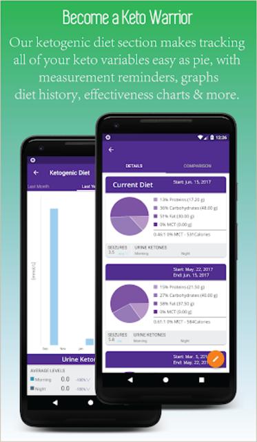 Epilepsy Journal screenshot 8