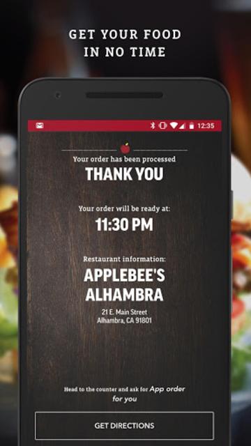 Applebee's screenshot 4