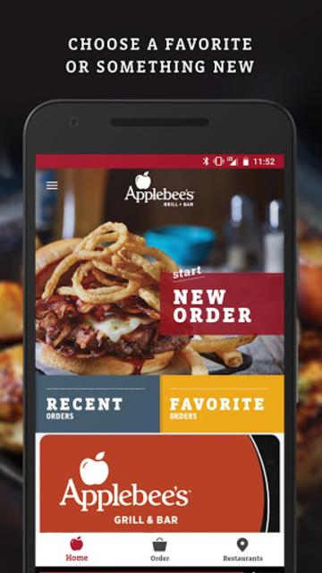 Applebee's screenshot 1