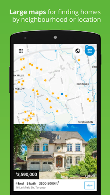 Real Estate in Canada by Zolo screenshot 2