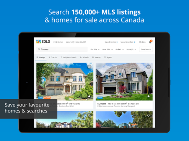 Real Estate in Canada by Zolo screenshot 6