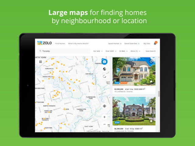 Real Estate in Canada by Zolo screenshot 7