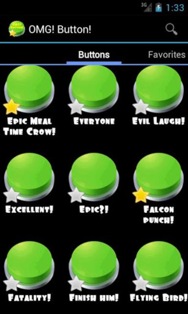 OMG! Button! BMF Edition screenshot 1