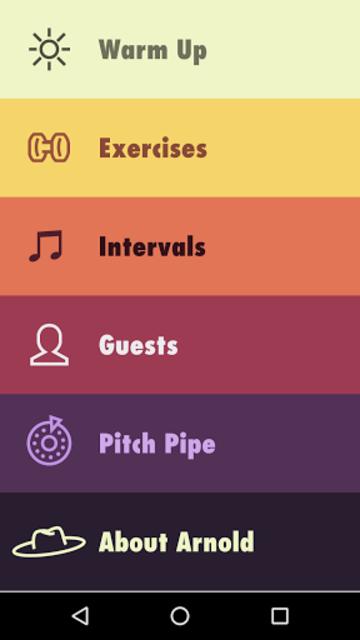 Vocal Ease screenshot 1
