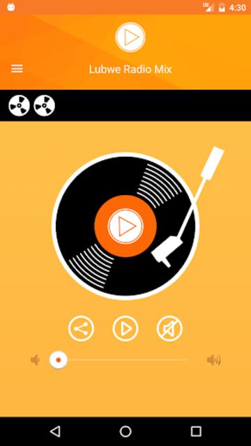 Lubwe Radio Mix 2.0 screenshot 1