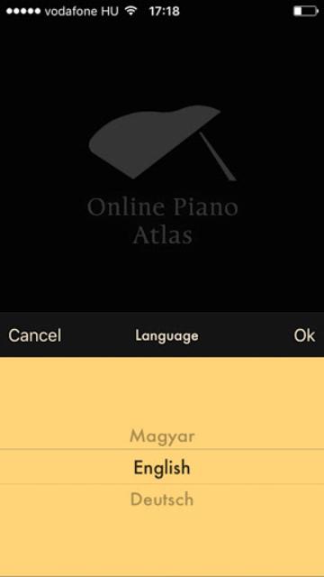 Online Piano Atlas screenshot 4