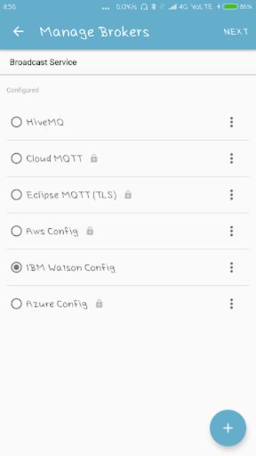 RSL10 Sense and Control screenshot 6