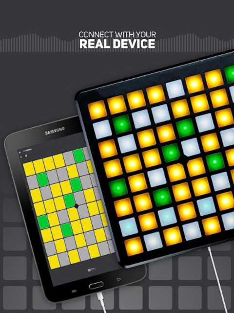 SUPER PADS LIGHTS - Your DJ app screenshot 21