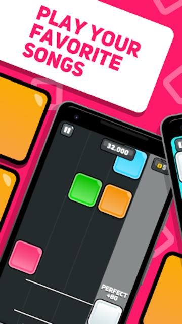 SUPER PADS TILES – Your music GAME! screenshot 1