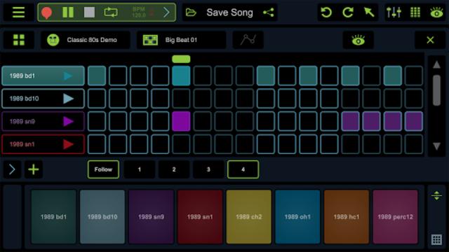 Stagelight: Audio and MIDI DAW screenshot 3