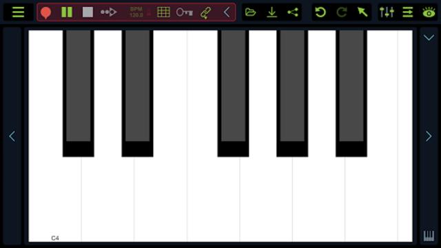 Stagelight: Audio and MIDI DAW screenshot 8