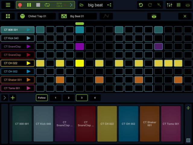 Stagelight: Audio and MIDI DAW screenshot 15