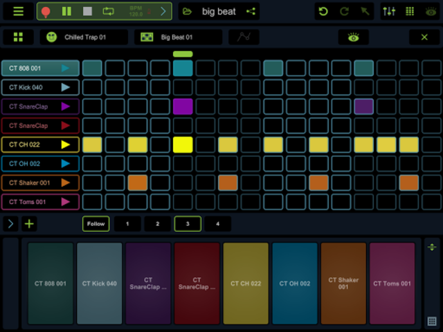 Stagelight: Audio and MIDI DAW screenshot 23