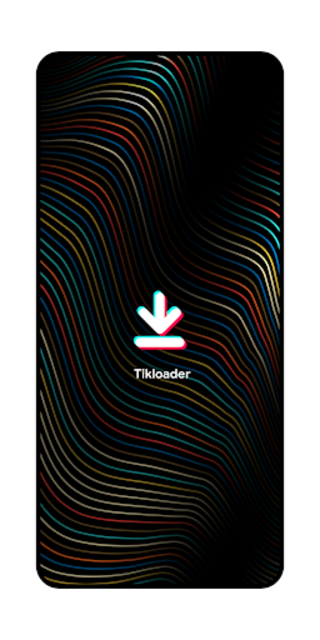 Tikloader - Template screenshot 1