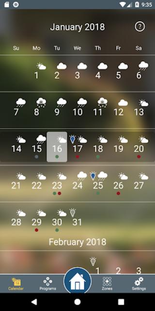 bhyve screenshot 5