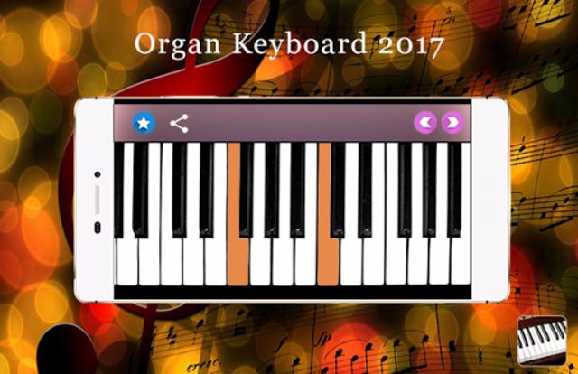 Organ Keyboard 2019 screenshot 3