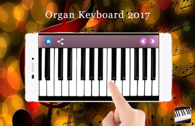Organ Keyboard 2019 screenshot 4